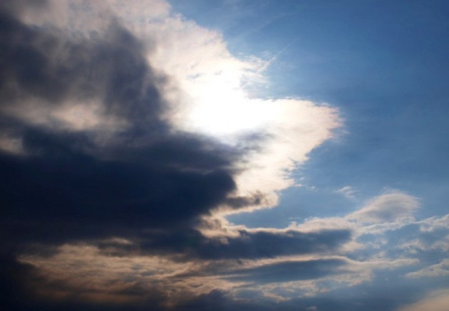 Ticho pred búrkou Foto Martha Bielska